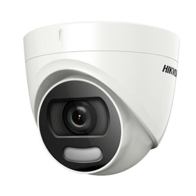 Camera HDTVI ColorVu 2MP HIKVISION DS-2CE72DFT-F