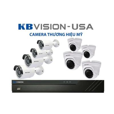 Bo KIT 8 Camera KBVISION