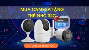 TANG THE NHO 32G CHO KHACH HANG MUA CAMERA IMOU BEN TRE